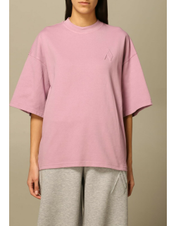 The Attico T-shirt Life At Large Capsule The Attico T-shirt In Cotton