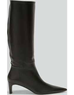 Napa Pull-On Knee Riding Boots