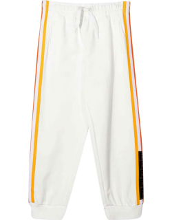 Fendi Sport Trousers With Side Band