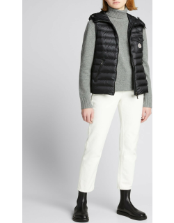 Glyco Hooded Puffer Gilet