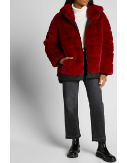 The Kaltag Faux-Fur Hooded Coat
