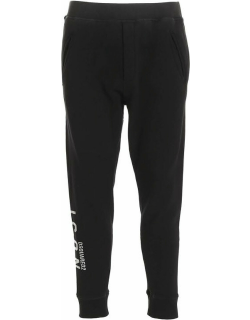 Dsquared2 Trousers With Logo