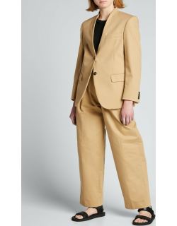 Heloise Two-Button Jacket