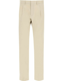 Caruso Cargo Trousers With Pleats