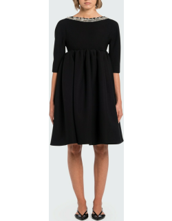 Cady Cocktail Dress with Back Bow