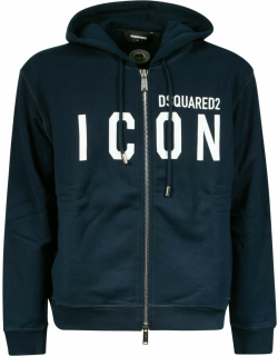 Dsquared2 Icon Hooded Zip Jacket