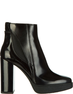 Tods Double T Heeled Ankle Boots