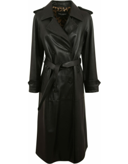 Dolce & Gabbana Classic Leather Trench