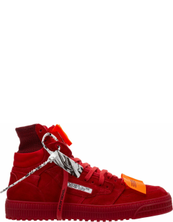 Off-White Icon High-top Sneakers