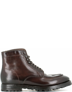 Officine Creative Lace-up Boot Vail/010