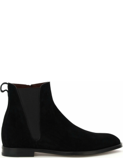 Dolce & Gabbana Giotto Suede Boots