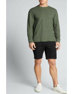Men's Thermal Double-Knit T-Shirt