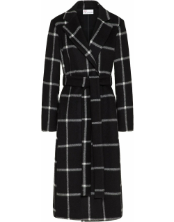 RED Valentino Belted Coat