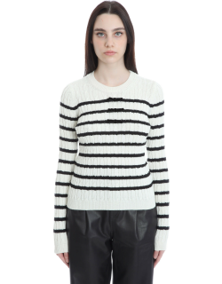 RED Valentino Knitwear In White Wool