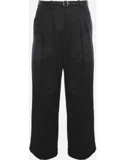J.W. Anderson Wide Leg Trousers Made Of Cotton