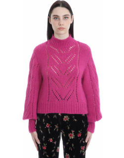 RED Valentino Knitwear In Fuxia Wool