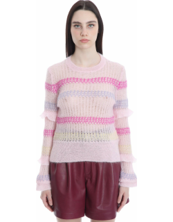 RED Valentino Knitwear In Rose-pink Wool