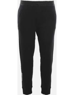 Dsquared2 Cotton Jersey Joggers With Contrasting Icon Print