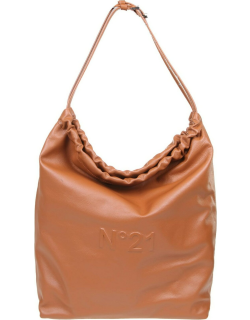 N.21 Eva Hobo Bag In Leather Color Leather
