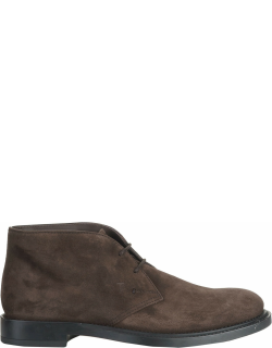 Tods Classic Lace-up Boots