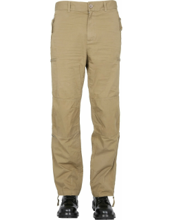 Helmut Lang Pants With Zip