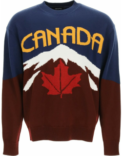 Dsquared2 Canada Knit Sweater