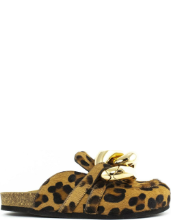 J.W. Anderson Leopard Pony Mules