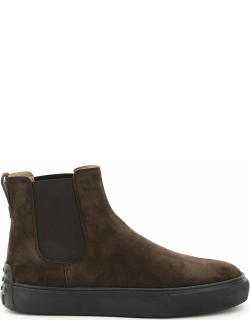 Tods Chelsea Casual Boots