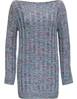 M Missoni Multicolor Knitted Dress