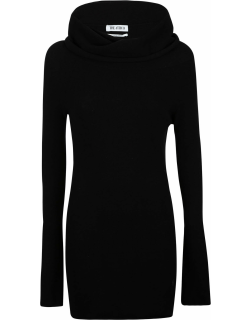 The Attico Slim Fit Hooded Top