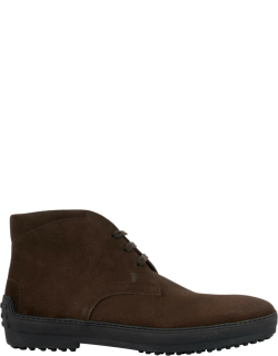 Tods Winter Gommini Chelsea Boots