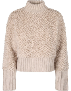 The Attico Relaxed Fit Sweater