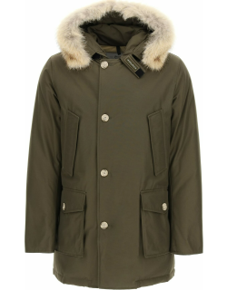 Woolrich Artic Df Parka With Coyote Fur