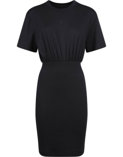 Givenchy Ruched Detail Dress