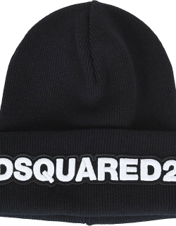 Dsquared2 Patched Beanie