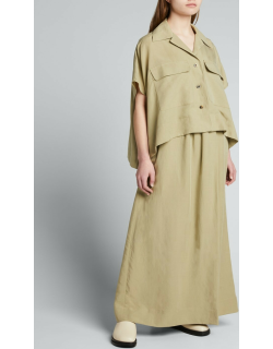 Fold-Front Culottes