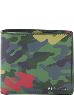 PS by Paul Smith Camo Wallet