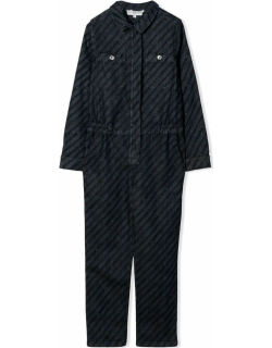 Givenchy One-piece Suit With Chain Print