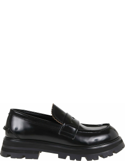 Alexander McQueen Leather Upper And So