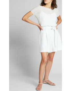 Mara Textured Blouse with Tank