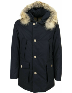 Woolrich Arctic Parka With Removable Fur Coat