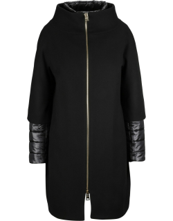Herno Padded Sleeve Fitted Parka