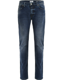 Closed drop Cropped Jeans