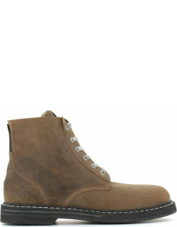 Golden Goose Lace-up Boot From Ele