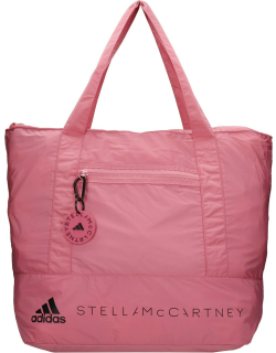 Adidas by Stella McCartney Tote In Rose-pink Polyester