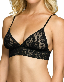 Signature Lace Padded Triangle Bralette