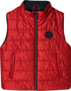 Fay Padded Teen Vest With Application