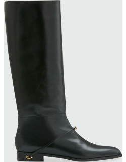 Thierry Napa Knee Riding Boots