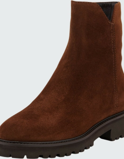 Madelyn Suede Tall Boots