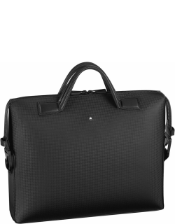 Men's Extreme 2.0 Printed Leather Briefcase
